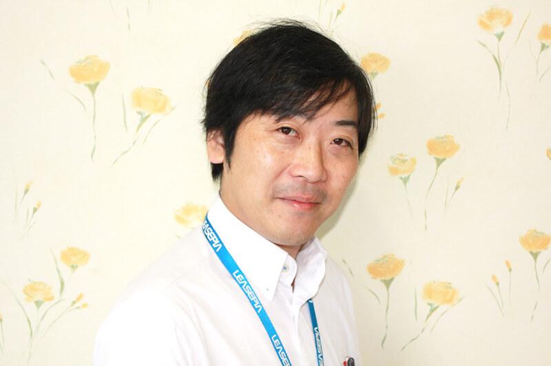 日本リース先輩インタビュー